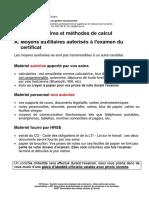 HRSE - moyens auxiliaires examen ZP_200924