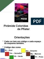 Pirâmide Coloridas - Dados de Avaliação