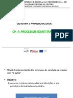 CP 4 -Processos Identitários