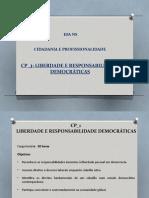 CP1-Liberdade e responsabilidade democráticas- Tema 1 conceitos-chave