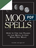 Diane Ahlquist - Moon Spells
