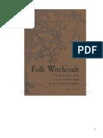 Folk Witchcraft