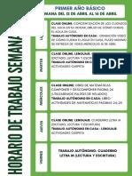 Morado Blanco Cajas Trabajo Horario Planificador (6)