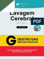Lavagem Cerebral - Pablo Marçal.pdf · Versão 1