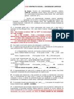 Modelo Contrato Social 2021