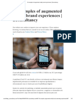 14 examples of augmented reality brand experiences _ Econsultancy