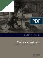 Vida de Artista - Henry James