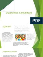 Diagnostico Comunitario. ISP.