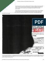 La Dictadura Contada Por Los Documentos de Estados Unidos