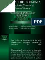 MEDIOS DE IMPUGNACION TRIBUTARIOS
