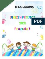 PROYECTO 3 DE INGLES