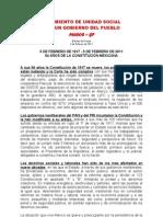 Boletín 4 MUSOC-GP Aniversario Constitución, 04 febrero 2011