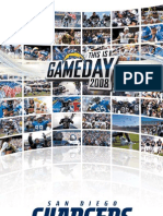 San Diego Chargers Media Guide 2008