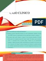 CASO CLINICO DE ESTRESS POSTRAUMATICO