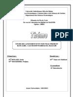 Docdownloader.com PDF Etude de Lancement Dx27un Nouveau Produit Bancaire Dd 2543c4341f341bee52ca83c5f0f46506