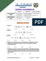 Matematic1 Sem8 Experiencia3 Actividad7 Numeros Enteros NE07 Ccesa007