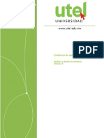 Análisis y diseño de sistemas_S4_P