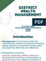 Health Management Revised