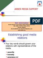 media presentation.hospital admin