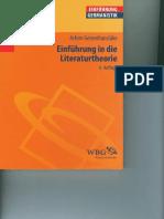3. Was ist Literaturtheorie