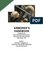 Armorer's Handbook