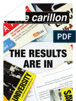 The Carillon - Vol. 53, Issue 20