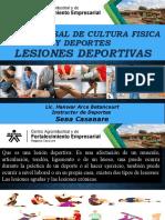 Actual Lesiones Deportivas 2021
