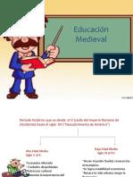Educacion en La Edad Media Nuevo (1)