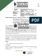 SOLICITO AUTO DE SANEAMIENTO DEL PROCESO