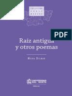 9789587890709 ERaiz Antigua y Otros Poemas