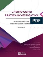 Ensino Como Prática Volume 2 eBook