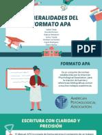 Nuevo Generalidades Del Formato Apa