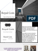 Royal Coin Projet