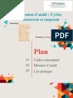Audit Presentationgrp 5