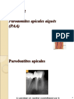 Course 12 - Parodontites Apicales Aigues