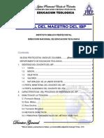 Manual del Docente del IBP