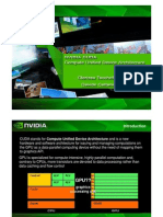 Presentation_NVIDIA CUDA