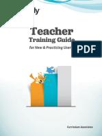 I-ready Teacher Training Guide