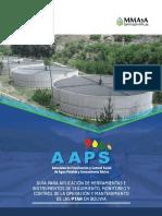 Guia planta de tratamiento de aguas residual