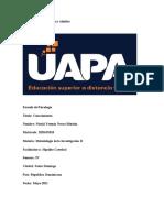 unidad V - Metodología de la Investigación II