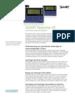 Productblad SMART Response XE - NL
