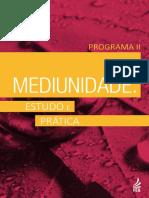 WEB Mediunidade Estudo e Prática II