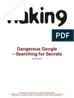 ~$Dangerous Google - Searching For Secrets