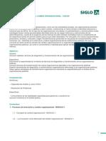 Programa - Análisis y Diagnóstico Del Cambio Organizacional