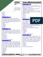 Orden de Informacion San Martin 21