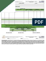 Modelo de Planificación Ingeniería Agroalimentaria