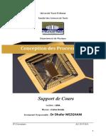Cours_Conception Des Processers