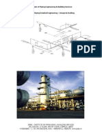 Process Piping Detailed Engineering - Design & Drafting