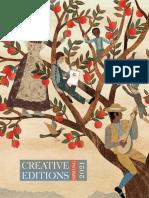Creative Editions 2021 Spring Catalog