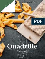 Quadrille 2021 Spring Catalog